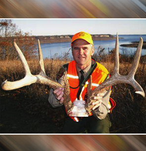 Cannon Falls Poached Buck