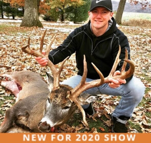 Tyler Erickson, Houston County Buck
